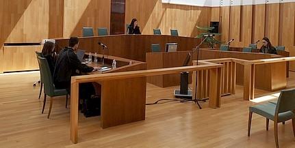 Perszimulációs versenyt rendeztek a Pécsi Törvényszéken