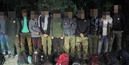 Újabb tizenegy határsértőt tartóztattak fel Bács megyében