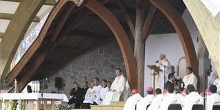 Ferenc pápa: a csíksomlyói zarándoklat Erdély öröksége