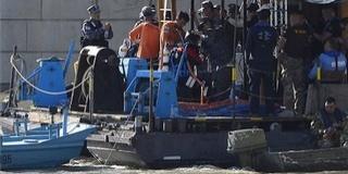 Adonynál találták meg a hajóbaleset újabb áldozatát