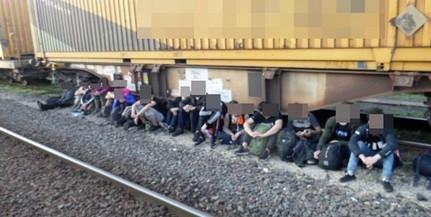 Ötvenhat migránst tartóztattak fel Bács - Kiskun megyében