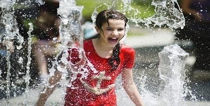 Nagyon napos: hőségriasztást rendeltek el az egyre fokozódó kánikula miatt