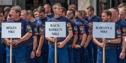 A baranyai lánglovagok csapata nyerte meg az országos tűzoltó sportversenyt
