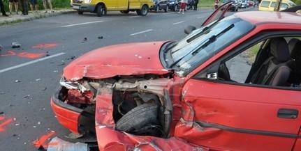 Tizenöten sérültek meg az elmúlt héten közúti balesetben Baranya megyében