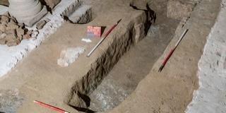 Szenzáció: megtalálhatták Orseolo Péter sírhelyét a pécsi székesegyház altemplomában