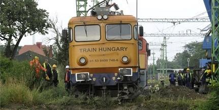 A teljes vonalon közlekednek a vonatok Budapest és Pécs között