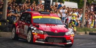 Biztató volt: három szakasz után vezette a versenyt Szauer Gergő és Rácz László a Baranya Kupán