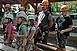 Jó hangulatú csapatépítőt tartott az Egyedülálló Szülők Klubja