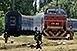 A forgalmista akadályozta meg két vonat összeütközését