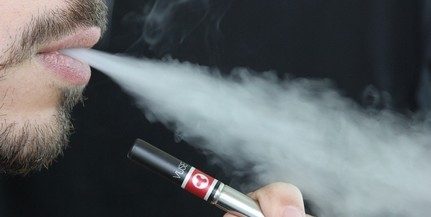 Tüdőrákot okozott az e-cigaretta egy állatkísérletben