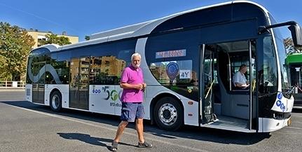 Tíz év alatt 36 milliárdot költenek környezetbarát buszokra