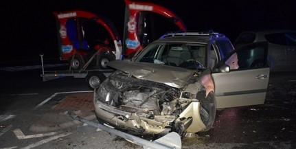 Ötvenkét baleset történt a múlt héten Baranyában, köztük egy halálos