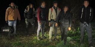 Hetven migránst tartóztattak fel Bács-Kiskun megyében