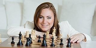 Polgár Judit kapja elsőként az Európai Sakk Legenda díjat