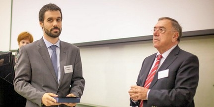 Két PTE-s fiatal tudós munkáját is Junior Prima Díjjal ismerték el