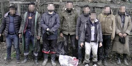 Pénteken 80 migránst fogtak el Bács-Kiskun megyében
