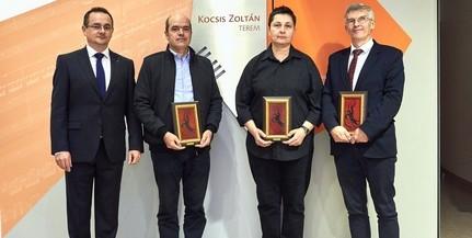 Ismét díjátadóval ünnepelt a Pannon Filharmonikusok