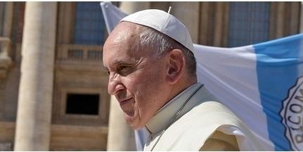 Ferenc pápa: Jézus születése a feltétel nélküli szeretet jelképe