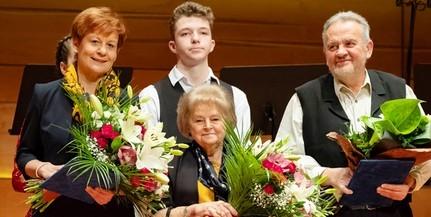 A véméndi Horváth Etele is megkapta a magyarországi németek legmagasabb elismerését