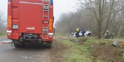 Tízen sérültek meg egy hét alatt Baranyában, egy karambolt ittas sofőr okozott