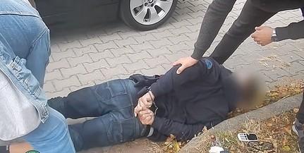 Drogkereskedői hálózatot számoltak fel a rendőrök, Pécsre is vezettek szálak - Videó!