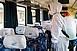 Fertőtlenítik a Baranyában közlekedő vonatokat is
