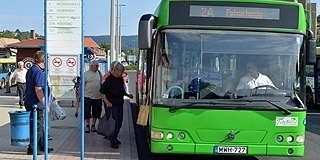 Ismét csavartak egyet a pécsi buszok menetrendjén