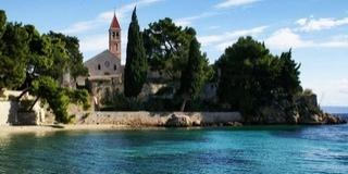 Horvátországban karantén alá helyezték Brac szigetét