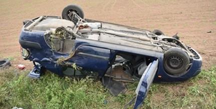 Tízen sérültek meg egy hét alatt Baranya útjain