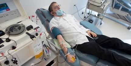 Négyen kapnak vérplazmakezelést Magyarországon