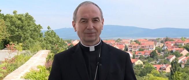 Pünkösd alkalmából videóüzenetben fordult a hívekhez Udvardy György, pécsi apostoli kormányzó