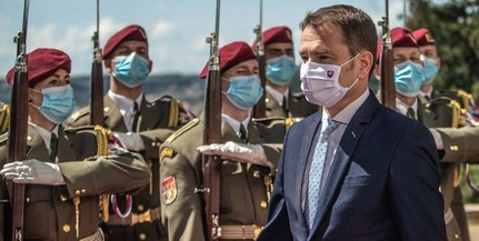 Bocsánatot kért a felvidéki magyaroktól a szlovák kormányfő