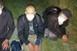 Migránstriót kaptak el a rendőrök Kölkednél az éjjel