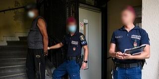 Letartóztatta a Pécsi Járásbíróság a drogbanda hét tagját