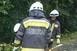 Baranyában is fákat döntött a szél, iskola udvarára dőlt egy kettéhasadt fenyő