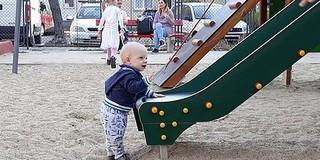Játszótereket és játszóudvarokat építenek a falvakban