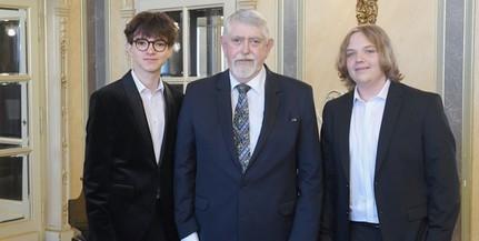 Elismerés: Boros Misi is a Magyar Klasszikus Zene Ifjú Nagykövete Díj birtokosa