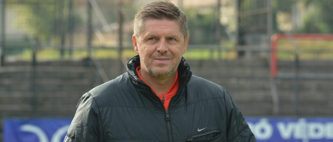 A pécsi szakember, Márton Gábor azt reméli, fel tud nőni a feladathoz a Fehérvár FC-nél