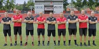 A másodosztályban is Vas László irányítja a PMFC labdarúgócsapatát
