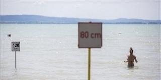 Valamennyi balatoni strandon kiváló vagy jó a vízminőség