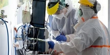 Elképesztő ütemben terjed a koronavírus Romániában