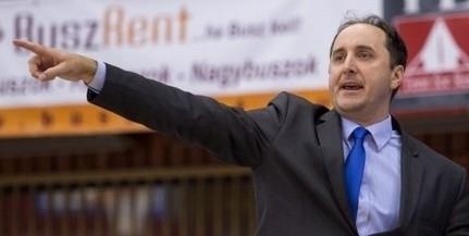 Csirke Ferenc a PEAC-Pécs új vezetőedzője