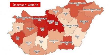 Újabb fertőzöttet azonosítottak Baranya megyében
