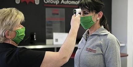 Továbbra is több száz új fertőzött van naponta a Balkánon