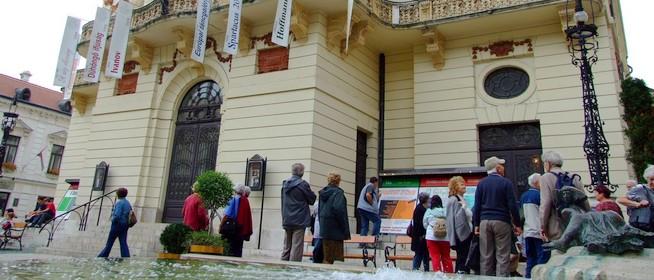 Egyelőre nem hirdetett teljes évadot a Pécsi Nemzeti Színház, bérleteket sem árulnak