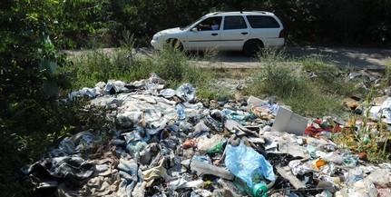 Új szintre lépett az illegális hulladéklerakók elleni küzdelem