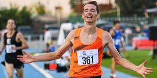 Országos utolsóból most ezüstérmes lett: a PTE-s Fazekas Milán nem adta fel