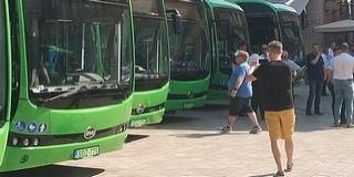 Pár napig ingyen utazhatunk a pécsi villanybuszokon