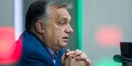 Orbán Viktor: van haditervünk, megvédjük Magyarország működőképességét