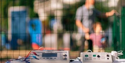 Vadászok adományoztak hiánypótló eszközöket a PTE gyermekklinikájának